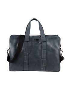 Деловые сумки Armani Collezioni