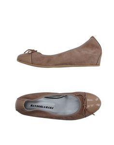 Туфли Mandorlamara