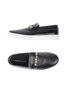 Низкие кеды и кроссовки Bottega Marchigiana