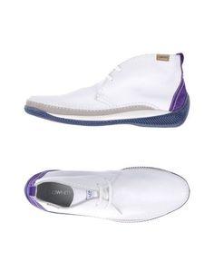 Высокие кеды и кроссовки Lo.White