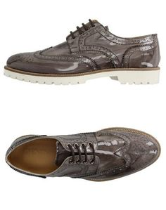 Обувь на шнурках Eredi DEL Duca
