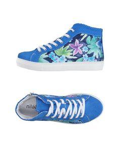 Высокие кеды и кроссовки Nila & Nila
