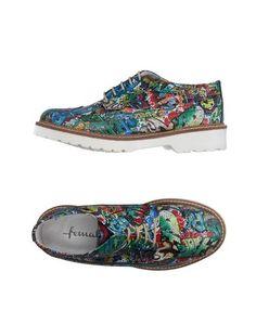 Обувь на шнурках ...Female
