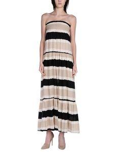 Длинное платье Bonsui