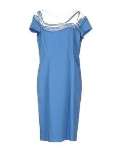 Платье до колена Alberta Ferretti