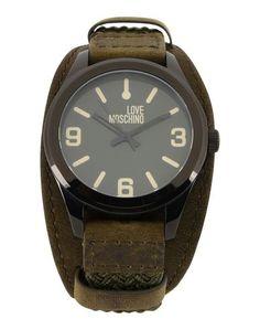 Наручные часы Love Moschino
