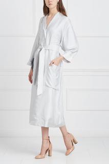 Платье в полоску Zimmermann