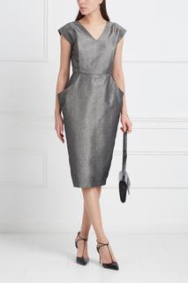 Однотонное платье Viktoria Irbaieva