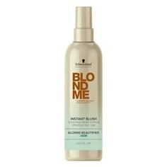 BLOND ME Спрей для волос оттеночный INSTANT BLUSH Jade Jade/Нефрит, 250 мл