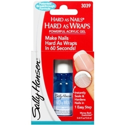 SALLY HANSEN Средство для укрепления ногтей HARD AS WRAPS 13,3 мл