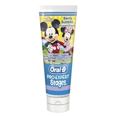 ORAL-B Зубная паста Oral-B Pro-Expert Stages Berry Bubble Ягодный Взрыв 75 мл