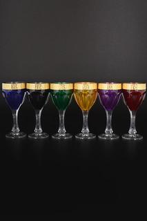 Набор бокалов для вина 190 мл Bohemia
