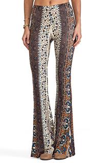 Широкие брюки janis - NOVELLA ROYALE