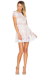 French lace dress - Lurelly