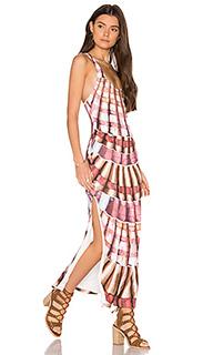 Платье-макси с y-образными шлейками сзади - Mara Hoffman
