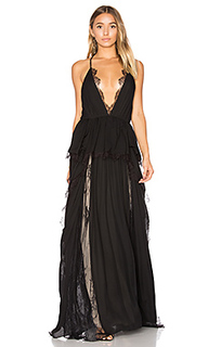 Вечернее платье waterfall - Haute Hippie