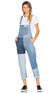 Seamed overalls - RE/DONE