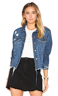 Укороченная куртка chloe - Nobody Denim