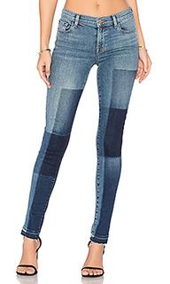 Скинни джинсы со средней посадкой 811 - J Brand