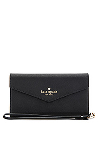 Envelope iphone 7 wristlet - kate spade new york