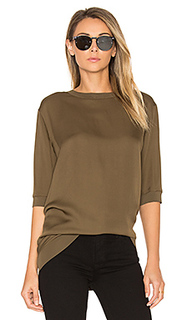 Rib trimmed tunic - Vince