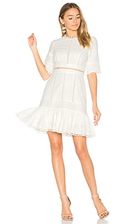 Caravan embroidered flip dress - Zimmermann