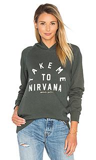 Худи take me to nirvana - Spiritual Gangster
