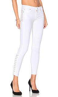 Укороченные супер узкие джинсы suki - Hudson Jeans