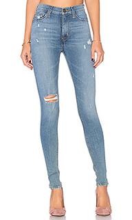 Узкие джинсы с высокой посадкой barbara - Hudson Jeans
