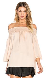 Блуза с открытыми плечами elistaire - Theory