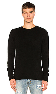 Interpol crew knit sweater - Ksubi