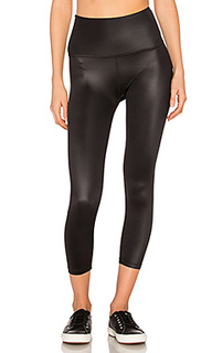 Gloss over high waist capri - Beyond Yoga