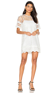 Crochet shift dress - KENDALL + KYLIE