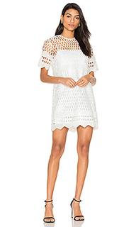 Crochet shift dress - KENDALL + KYLIE