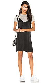 Satin layered dress - KENDALL + KYLIE
