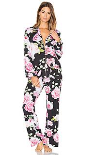Длинная пижама dahlia - homebodii