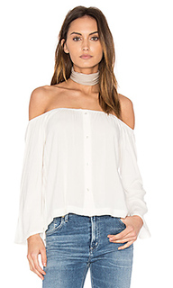 Button up crop top - Stillwater