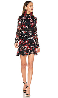 French floral dress - NICHOLAS