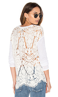 Nyla embroidered top - Generation Love