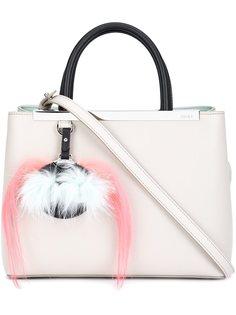 маленькая сумка-тоут '2Jours' Fendi