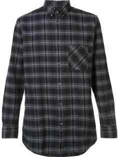 фланелевая рубашка с длинными рукавами Zanerobe