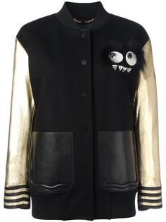 куртка-бомбер Bag Bugs Fendi