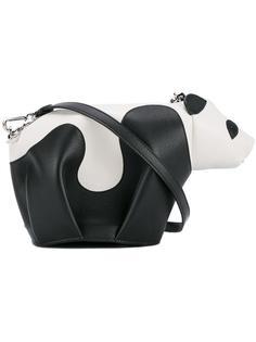 мини сумка-панда через плечо  Loewe