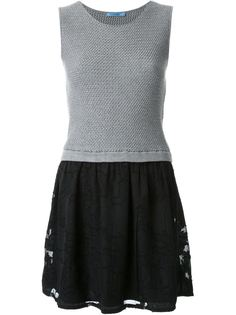 платье в стиле колор-блок  Guild Prime