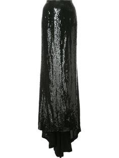 sequin fishtail skirt Carolina Herrera