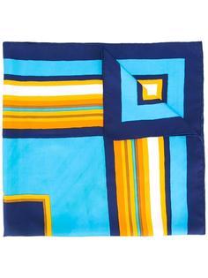 printed scarf  Yves Saint Laurent Vintage