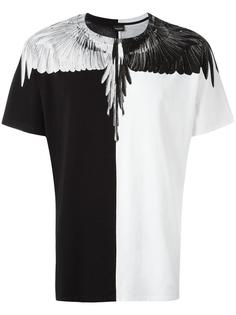 wings print T-shirt Marcelo Burlon County Of Milan