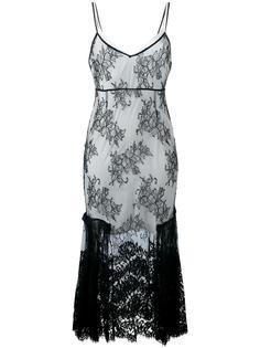 платье с кружевной отделкой Alyx