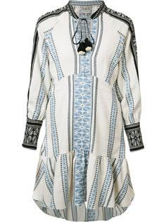 платье-туника с расклешенным подолом Sea