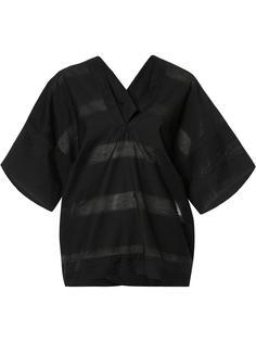 топ с стиле кимоно Vivienne Westwood Anglomania